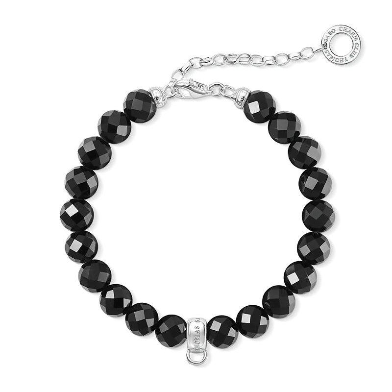 Thomas Sabo Charm Bracelet Black