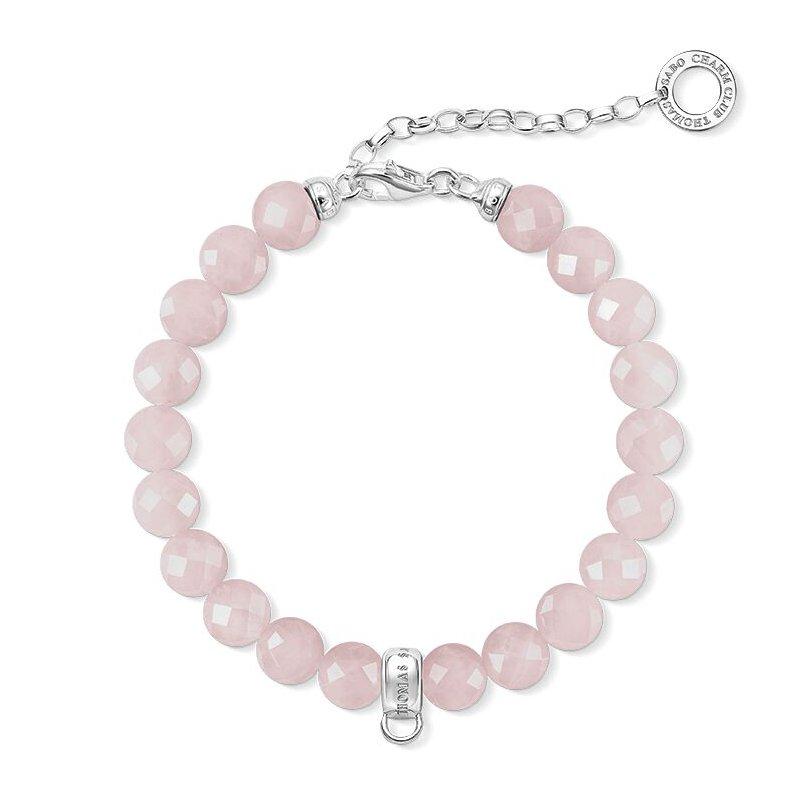 Thomas Sabo Charm Bracelet Pink