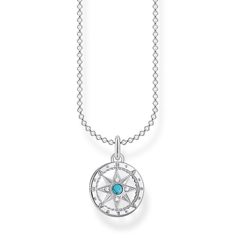 Thomas Sabo Necklace Compass