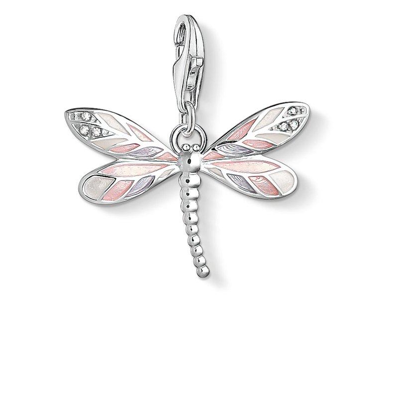 Thomas Sabo Dragonfly Charm Pendant