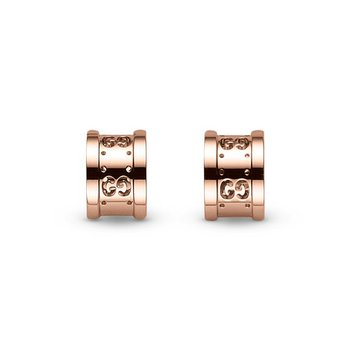 Gucci Gold Icon Twirl Earrings