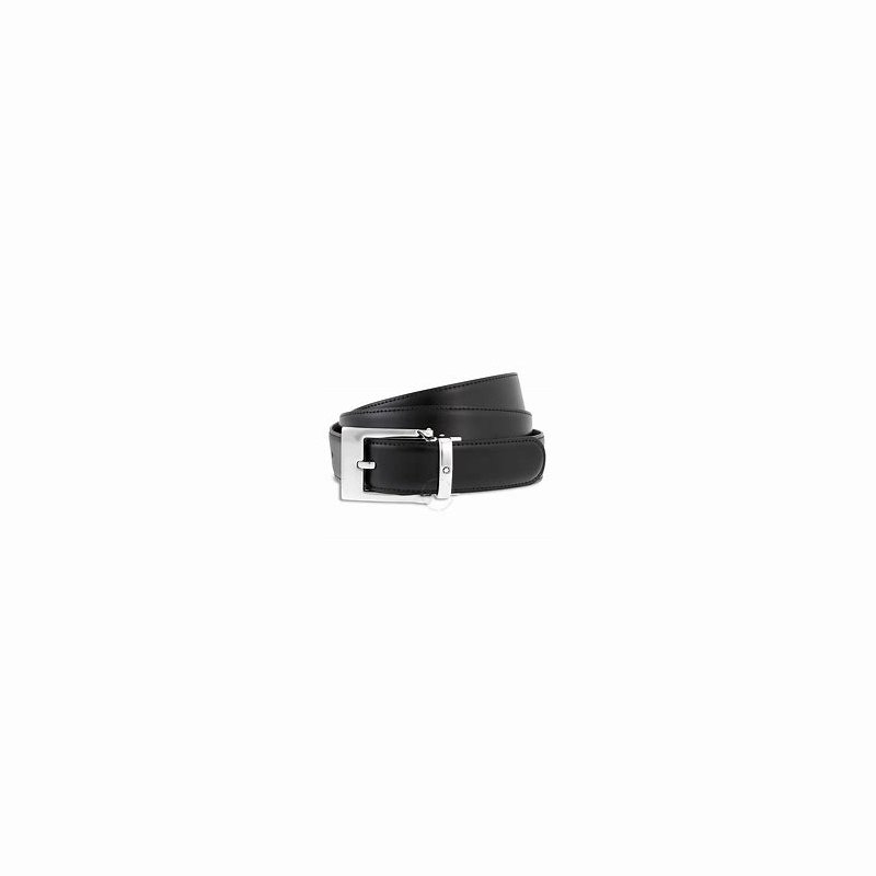 Montblac Montblanc Leather Belt