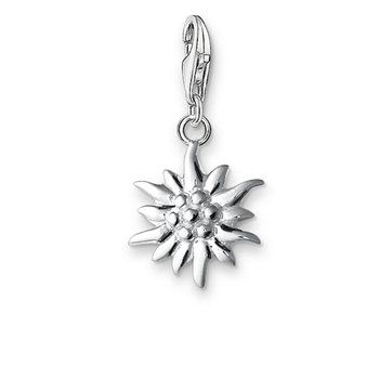 Charm Pendant Edelweiss