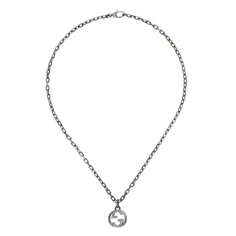 Gucci Jewellery Interlocking G Necklace