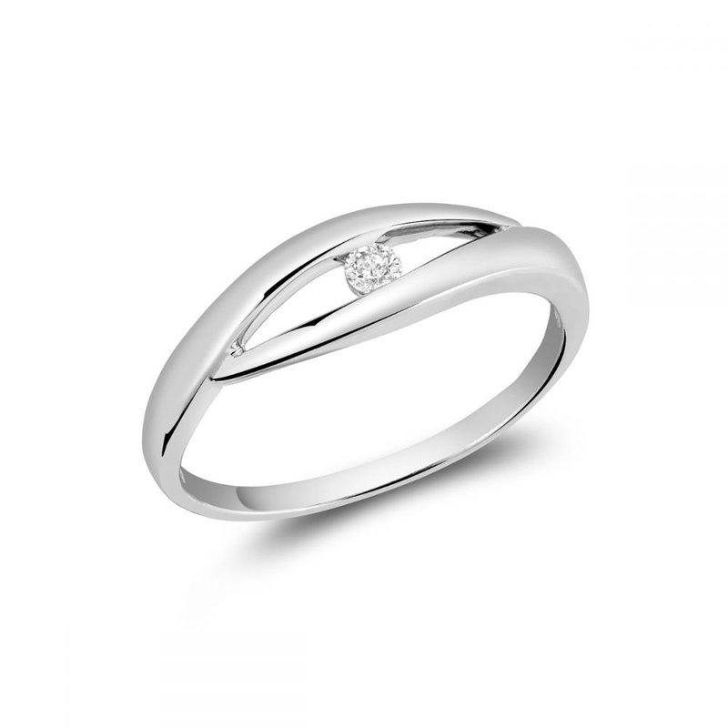 RNB Bijoux Jewellery Solitaire Diamond Fashion Ring