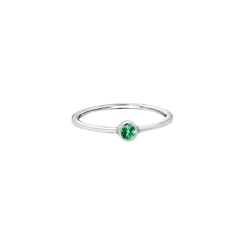 The  Collection Emerald Ring