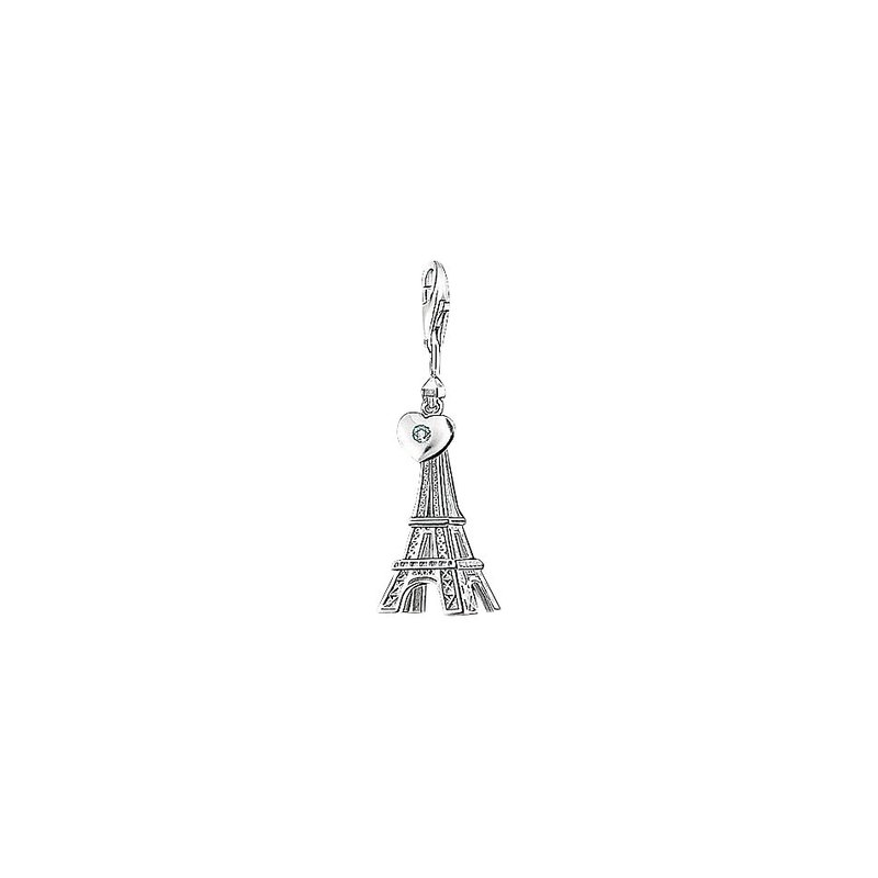 Thomas Sabo Charm Diamond Eiffel Tower