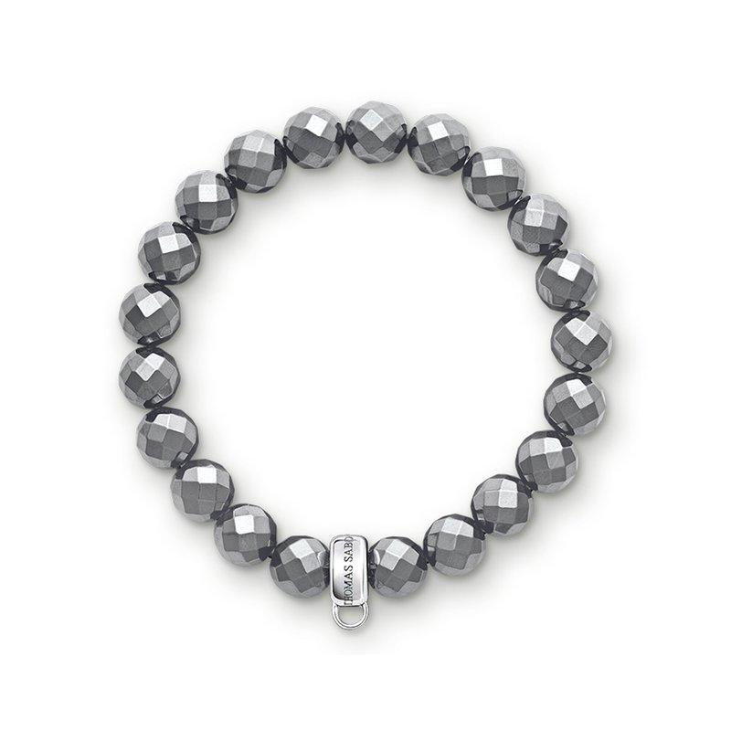 Thomas Sabo Charm Bracelet Hematite