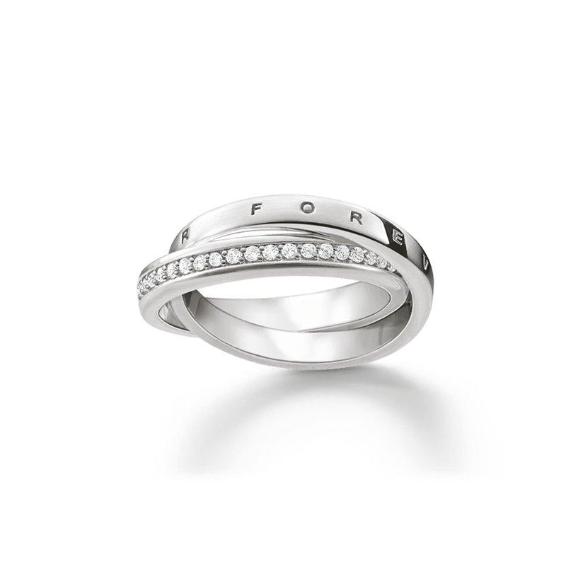 Thomas Sabo Ring Together Forever
