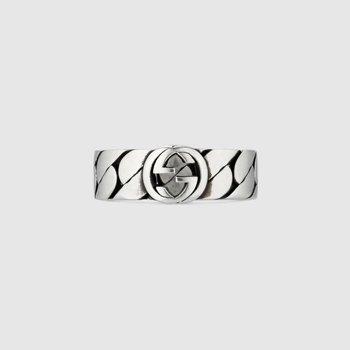 Interlocking G Ring