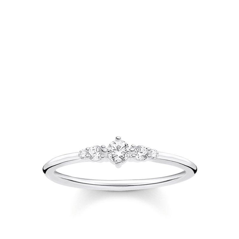Thomas Sabo Silver Ring Vintage