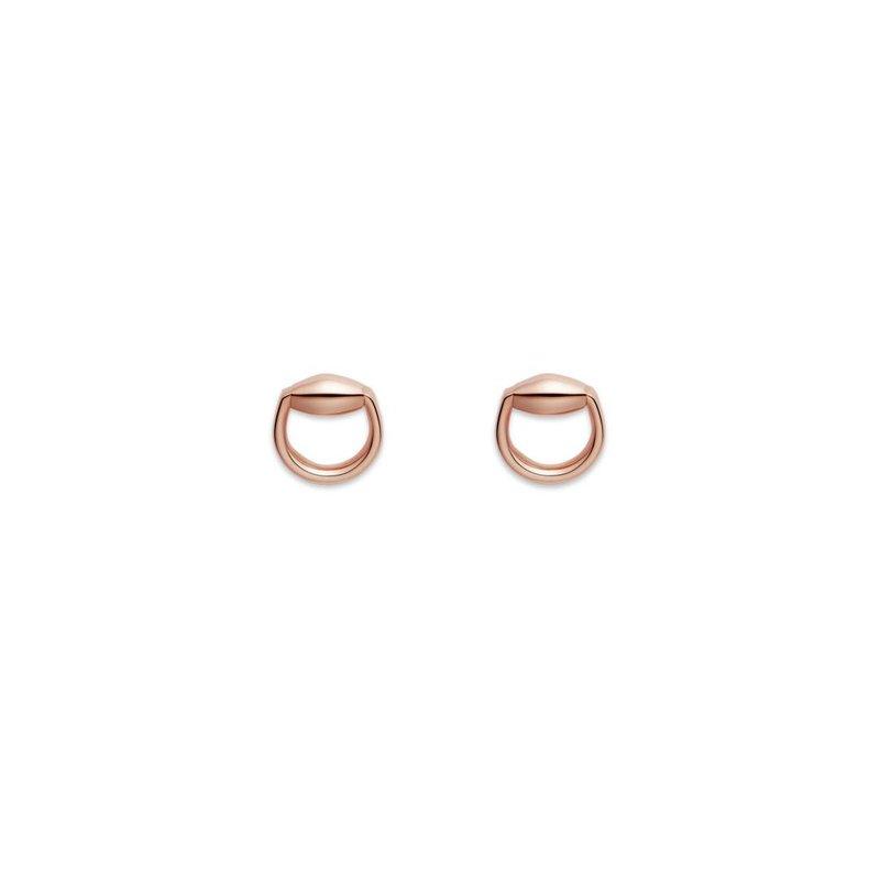Gucci Jewellery Horsebit Earrings