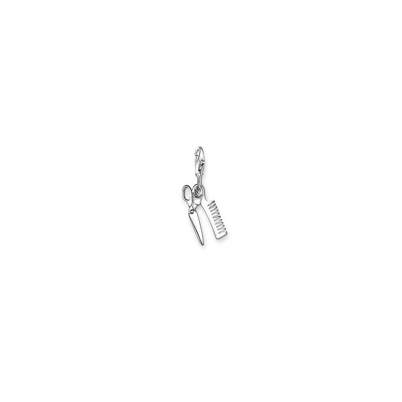 Thomas Sabo Comb and Scissors Charm