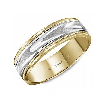 Sandpaper  Wedding Band