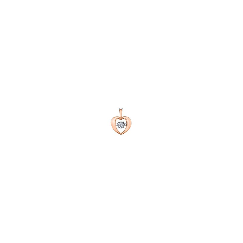 The Collection Pulse Diamond Pendant