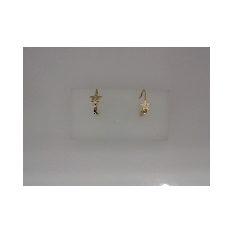 The  Collection Baby Lever Back Earrings