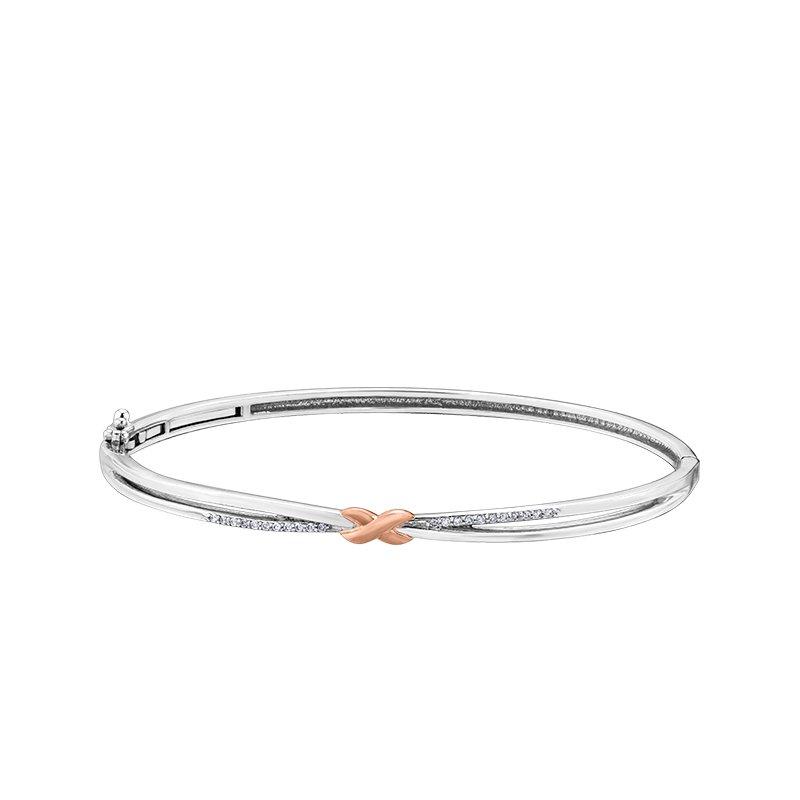 Corona Jewellery Diamond Bangle Bracelet
