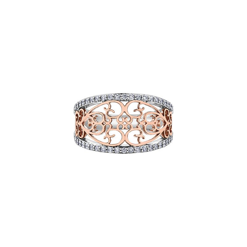 The Collection Fashion Diamond Ring