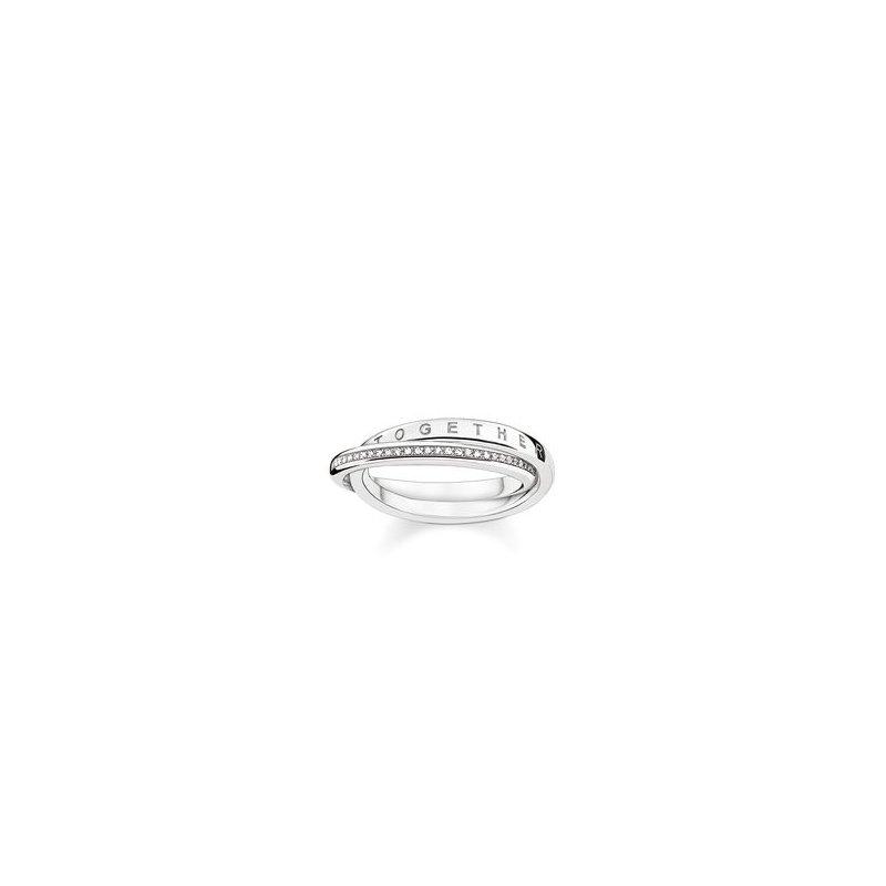 Thomas Sabo Together Forever Ring