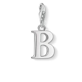 Charm Letter B