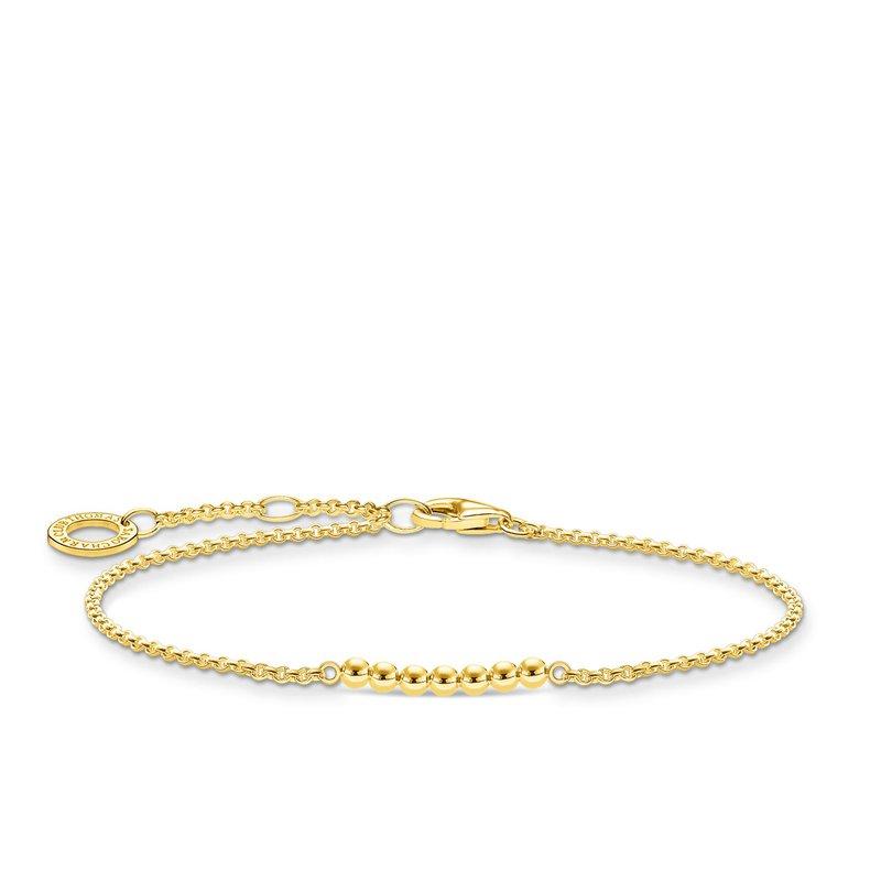 Thomas Sabo Dots Gold Bracelet
