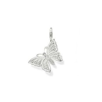 Charm Pendant Butterfly