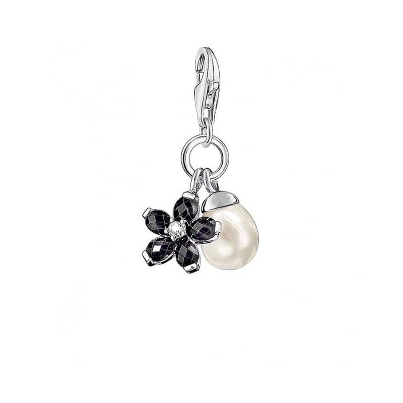 Thomas Sabo Charm Flower Freshwater Pearl