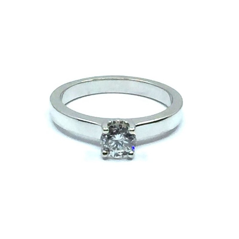 The Collection Solitaire Diamond Engagement Ring