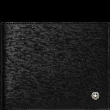Montblanc 4810 Westside Leather Wallet 6cc
