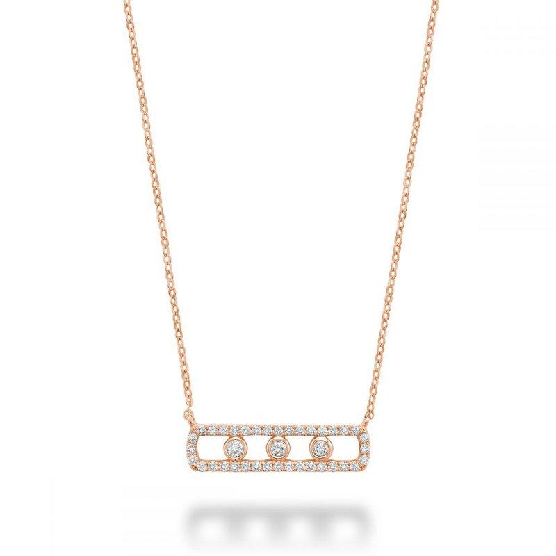 RNB Bijoux Jewellery Fashion Diamond Necklace