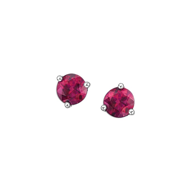 The Collection Pink Topaz Earrings