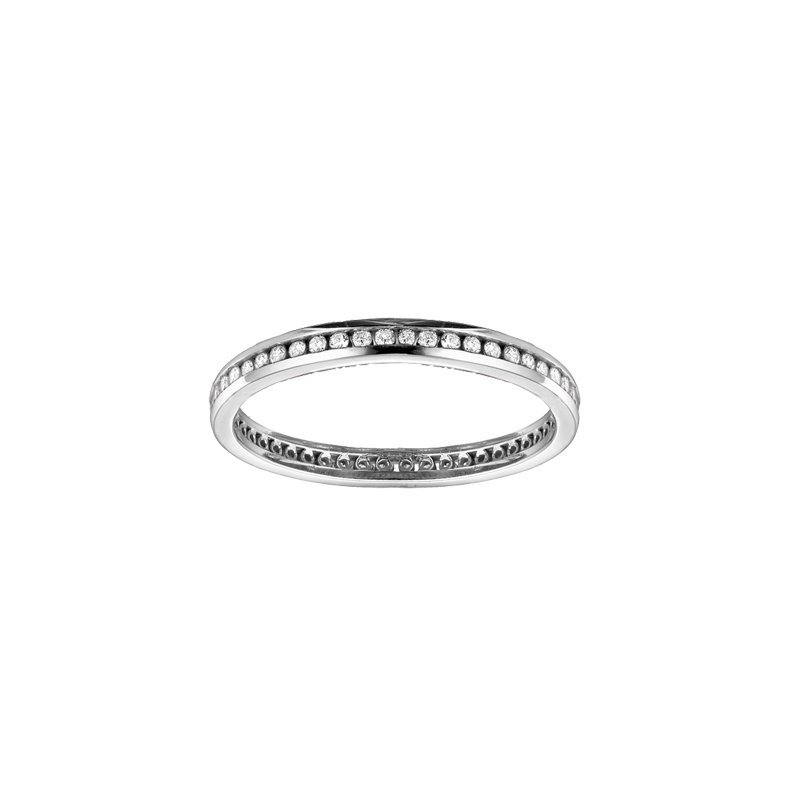 The Collection Diamond Eternity Ring