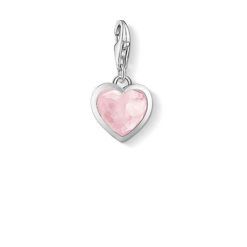 Thomas Sabo Charm Pendant Pink Heart