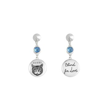 Blind For Love Earrings