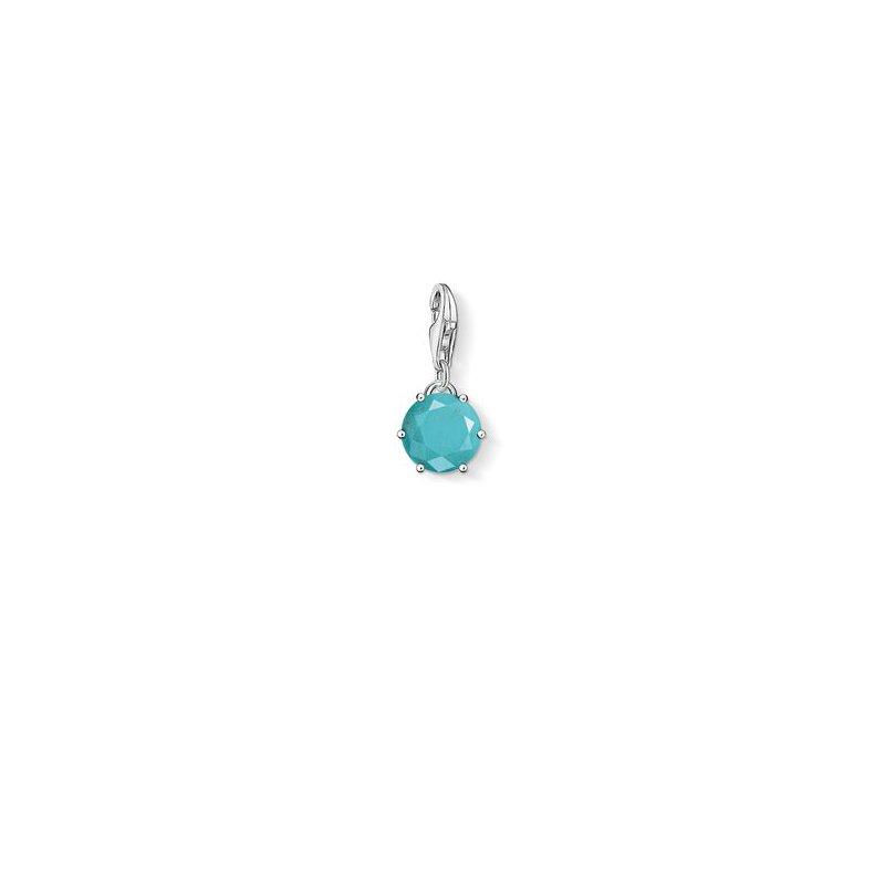 Thomas Sabo Turquoise Charm