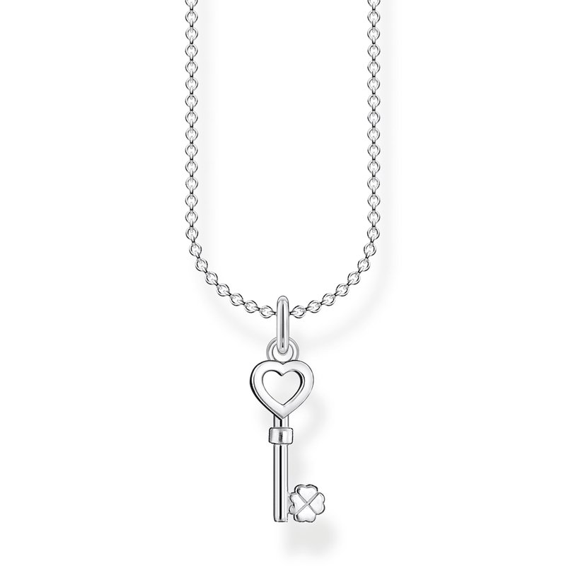 Thomas Sabo Necklace Key Heart
