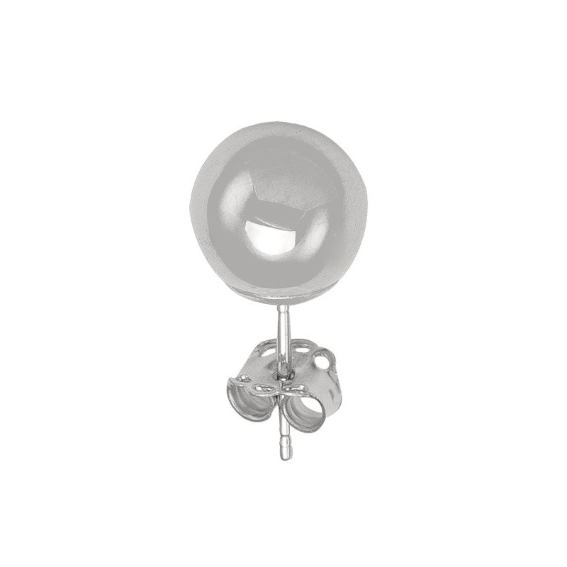 The  Collection 7MM Ball Stud Earring