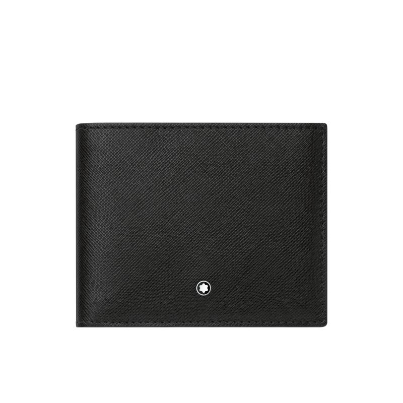 Montblanc Sartorial Black Wallet 6cc