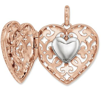 Pendant Open Your Heart