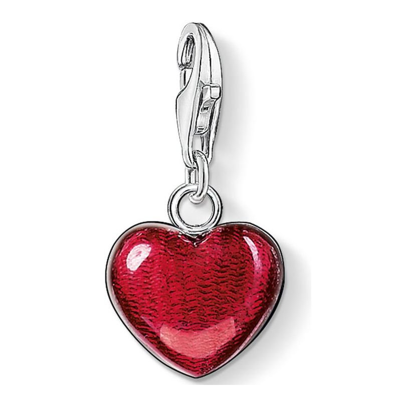 Thomas Sabo Charm Red Heart