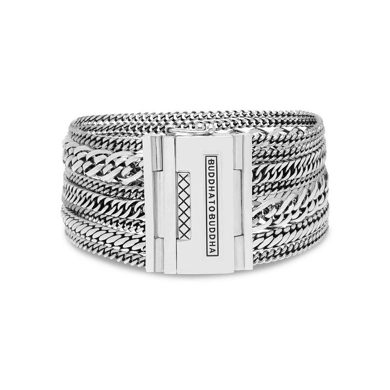 Buddha to Buddha Multi Chain Bracelet Nathalie