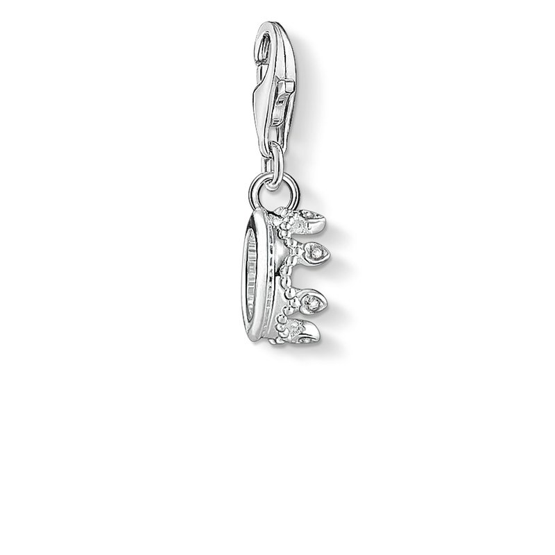 Thomas Sabo Crown Charm