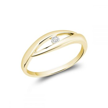 Solitaire Diamond Fashion Ring