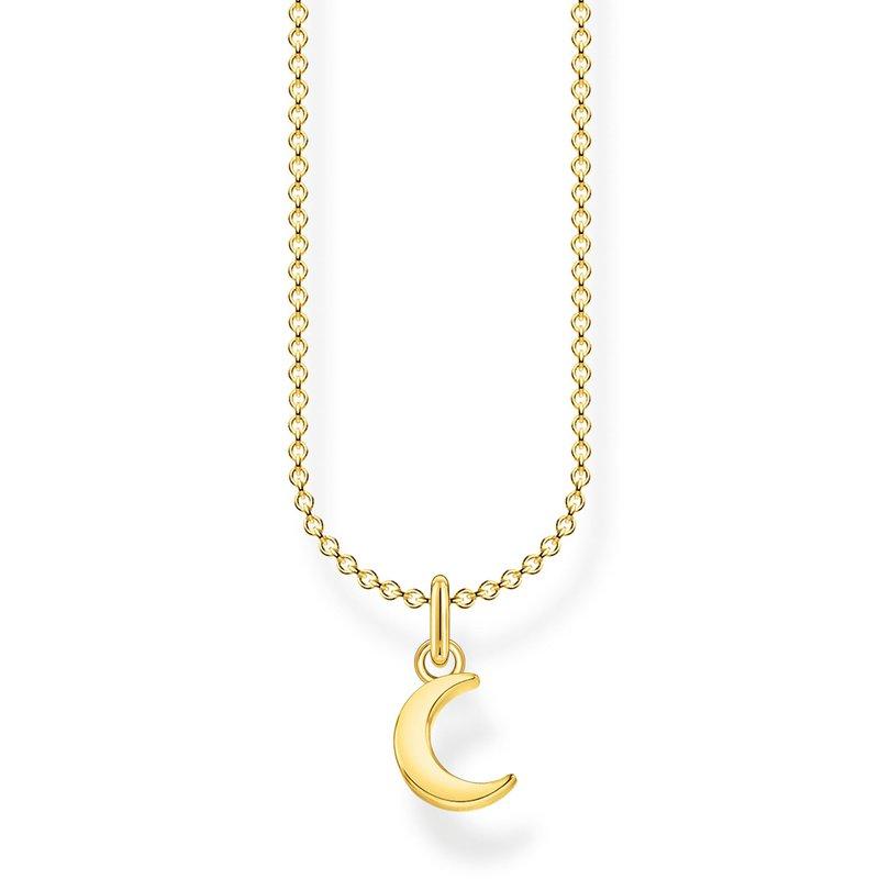 Thomas Sabo Moon Necklace
