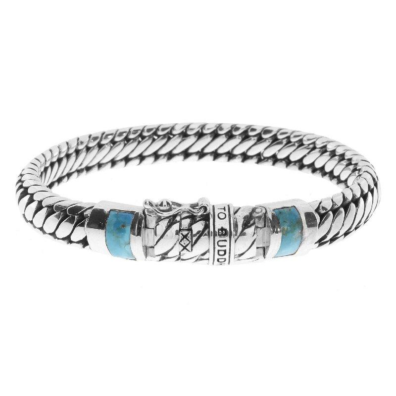 Buddha to Buddha Ben Junior Turquoise Bracelet