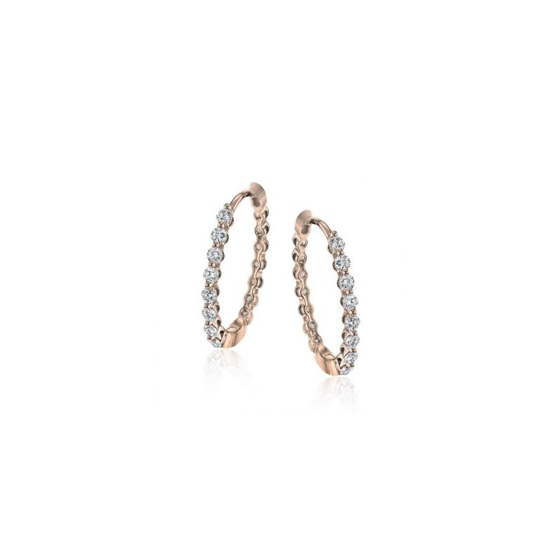 Simon G Hoop Earrings