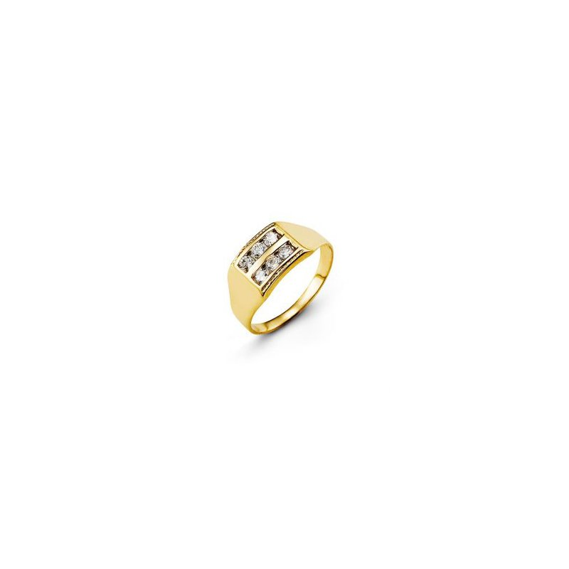 The  Collection Baby CZ Ring