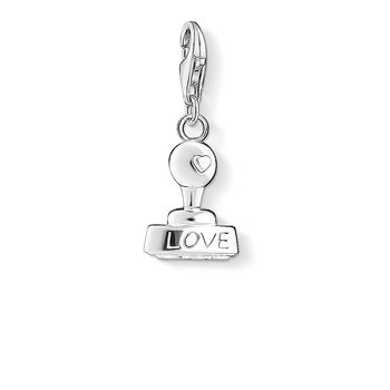 charm Pendant Love Stamp
