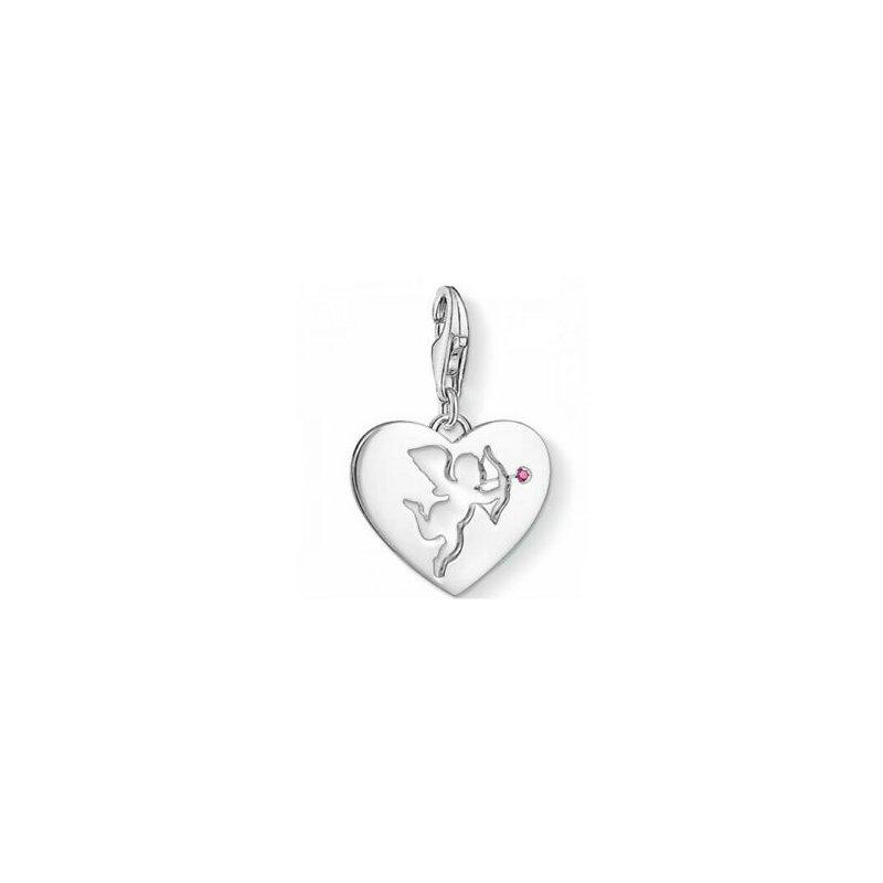 Thomas Sabo Heart With Cupid Charm