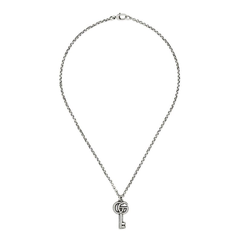 Gucci Jewellery GG Marmont Key Necklace